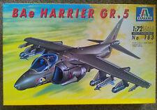 Italerie 1/72 BAE Harrier GR5.KIT no 183