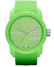DIESEL GREEN RARE BRAND NEW WATCH DZ1570 IN BOX GUARANTEE GENUINE FAST DELIVERY
