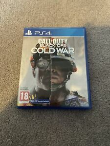 PS4 Call of Duty: Black Ops Cold War (Sony PlayStation 4, 2020)