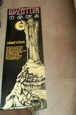 Led Zeppelin Stairway to Heaven Poster Print 21x62 Used