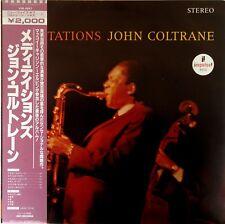 John Coltrane-Meditations LP 1983 MCA Records Japan STEREO repress-VIM-4667