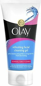 OLAY Gentle Cleansers Refreshing Face Wash 150ml Free UK delivery