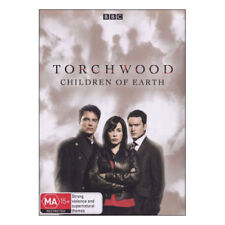 TORCHWOOD (CHILDREN OF EARTH - COMPLETE SERIES DVD SET SEALED + FREE POST)