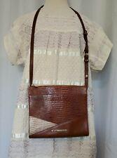 Brahmin Katie Leather Crossbody  Melbourne bag