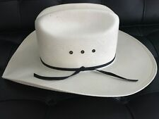 CLASSIC   CLASSY  GIVE this NEW RESISTOL Geniune Shangtung Panama Western  Hat 3c0deca49403