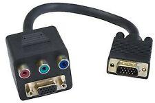 VGA TO RGB + VGA ADPATOR Connectors Inter-Series adapters - CV65587