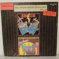 """Shock /Indeep–The Golden Dance-Floor Hits Vol. 17 (Vinyl 12"""" Maxi 45 Tours)"""
