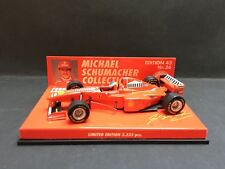 Minichamps - Michael Schumacher - Ferrari - F300 - 1998 - MSC 36 - 1:43 - Launch