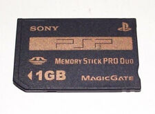 Genuine Sony 1GB Sony PSP Memory Stick Pro Duo Memory Card Camera Cybershot