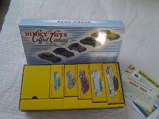 Coffret cadeau 24 Dinky Toys Atlas 1955 serie limitée