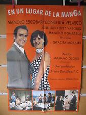 A5912 EN UN LUGAR DE LA MANGA MANOLO ESCOBAR CONCHA VELASCO