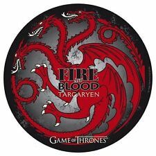 Game of Thrones - Mauspad Mausmatte - Targaryen Logo - 21,5 cm