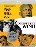 Inherit the Wind DVD (2018) Spencer Tracy, Kramer (DIR) cert U 2 discs