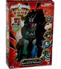 Power Rangers Jungle Fury Transforming Beast Master Megazord New Factory Sealed