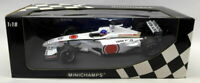 Minichamps 1/18 Scale 180 010079 BAR Honda Showcar 2001 J. Villeneuve F1 Car