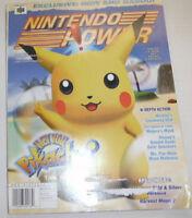 Nintendo Power Magazine Hey You Pikachui & Legend Of Zelda Vol.138 083014R