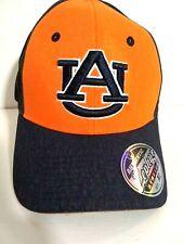 Auburn University Tigers War Eagles Zephyr Challenger Stretch Fitted XL Grey Hat