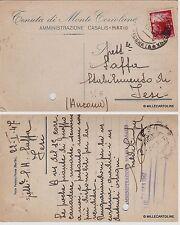 # PORTO POTENZA PICENA: TENUTA DI MONTE CORIOLANO..sul pioppo canadese 1947