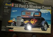REVELL® 07306 1:25 ´32 Ford 3-Window Coupe NEU OVP