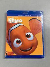 Disney Pixar's: Finding Nemo (Blu-ray + Digital Hd) - Brand New