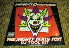 Insane Clown Posse ‎– The Mighty Death Pop DJ Tool Kit - Psychopathic Records