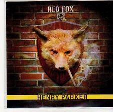 (ED483) Henry Parker, Red Fox - 2013 DJ CD