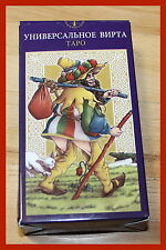 New Russian Universal Oswald Wirth Tarot Card Deck Valentine's DAY GIFT