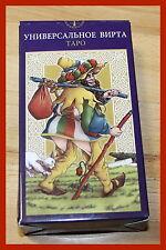 New Russian Universal Oswald Wirth Tarot Card Deck KUPALA DAY SALE