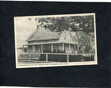 Postcard- Birth Place Of The Dionne Quintuplets, Callander, Ontorio, Canada 1938