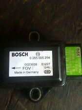 Mazda RX8 192 231 ps gravity sensor bosch 0 265 005 254