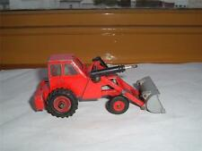 DINKY TOYS 437 MUIR HILL TRACTOR SHOVEL RESTORATION PROJECT VINTAGE C THE PHOTOS
