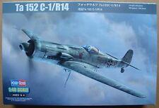 HOBBYBOSS® 81703 WWII German Ta 152 C-1/R14 Fighter in 1:48