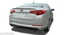 FOR KIA OPTIMA Painted Spoiler Wing Flush Mount Type Trim 2011-2013