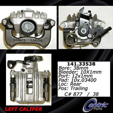 Centric Parts 141.33538 Rear Left Rebuilt Brake Caliper With Hardware