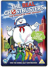 The Real Ghostbusters - Series 1 - Complete (DVD, 2009, 2-Disc Set)