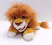 Lion King Simba Plush Puppet Roaring Stuffed Animal Toy 1993 Vintage Authentic