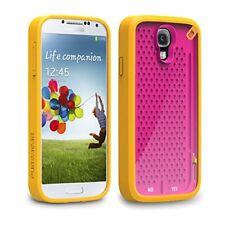 Samsung Galaxy S4 PureGear Retro Gamer Undecided Orange Pink, 60171PG