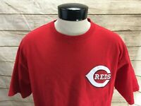 Lee Sport Cincinnati Reds TShirt Mens L MLB Baseball Ken Griffey Jr. #3