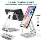 Desktop Phone Stand Desk Holder Adjustable Portable Holder For iPhone iPad S8 S9