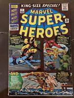 Marvel Super-Heroes # 1 (Nov, 1963)