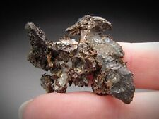 Native Silver and Copper Crystals, Houghton County, Michigan