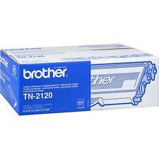 Brother Toner Schwarz TN-2120
