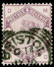 SG191, 3d lilac, USED, CDS. Cat £100. MD