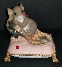 Charming Tails Figurine You're The One I've Been Looking For Excellent Condition