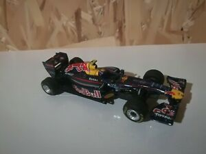 "Carrera Go!!! 1:43 slot car - #61262 Red Bull RB7 ""Mark Webber, No.2"""