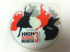 Walt Disney High School Musical 3 Senior Year Music CD - DISC ONLY in Sleeve