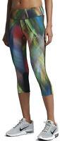 NIKE Damen POWER EPIC 3/4 Capri Hose 831802-429 Leggings Neu Sport Fitness Gr.XS