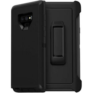 For Samsung Galaxy Note 9 Case Cover Shockproof Series Fits Defender Belt Clip