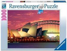 Ravensburger 1000pc Puzzle - Sydney Opera House & Bridge