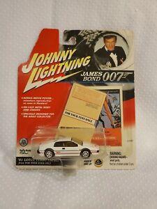 FACTORY SEALED NEW: Johnny Lightning James Bond 007 - 1981 Lotus Turbo Esprit -